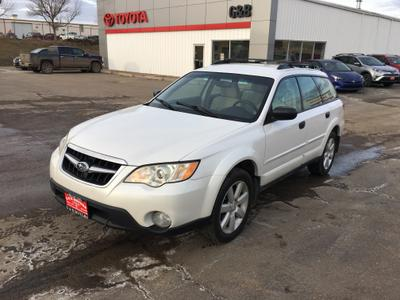 Used 2008 Subaru Outback