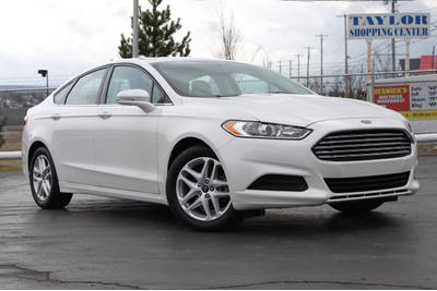 Used 2014 Ford Fusion SE
