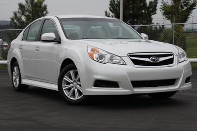 Used 2010 Subaru Legacy 2.5 i Premium