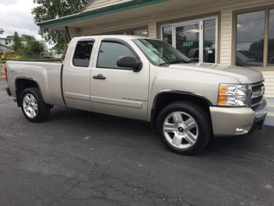 Used 2008 Chevrolet Silverado 1500 LT1 Extended Cab