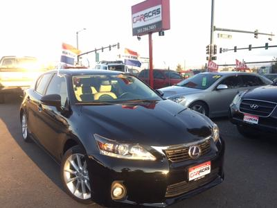 Used 2013 Lexus CT 200h Premium