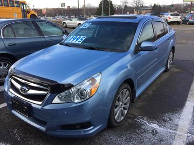Used 2012 Subaru Legacy 2.5i Limited