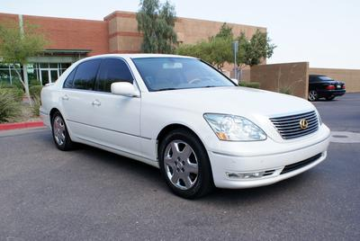 Used 2004 Lexus LS 430