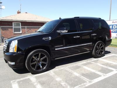 Used 2011 Cadillac Escalade Premium