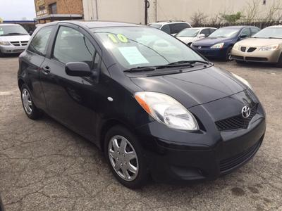 Used 2010 Toyota Yaris Base