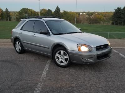 2004 Subaru Impreza Outback Sport Wagon