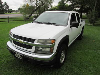 Used 2005 Chevrolet Colorado LS