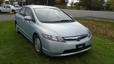 Used 2007 Honda Civic Hybrid