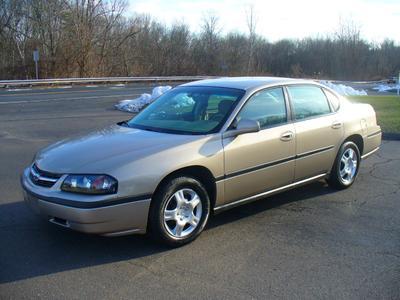 Used 2002 Chevrolet Impala
