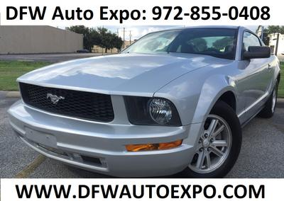 Used 2007 Ford Mustang Deluxe