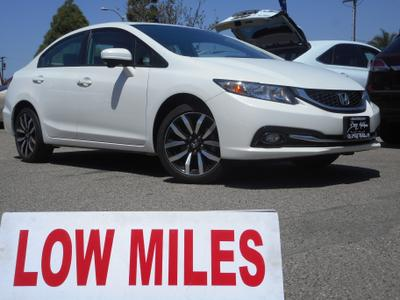 Used 2014 Honda Civic EX-L