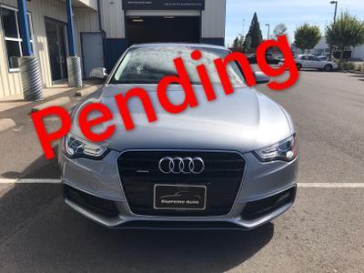 Used 2015 Audi A5 2.0T Premium Plus