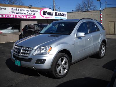 Used 2011 Mercedes-Benz ML350 BlueTEC