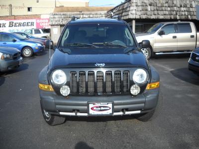 Used 2005 Jeep Liberty Renegade