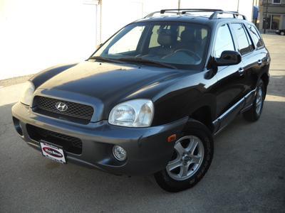 Used 2003 Hyundai Santa Fe