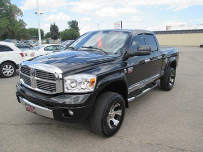 Used 2007 Dodge Ram 2500 Laramie Quad Cab
