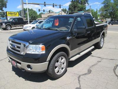 Used 2007 Ford F-150 King Ranch