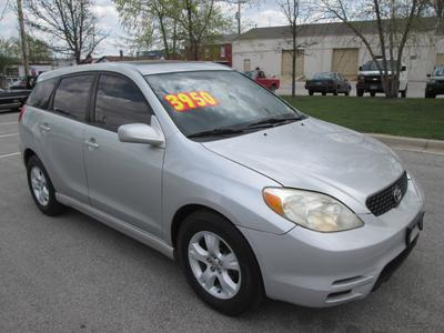 Used 2003 Toyota Matrix XR