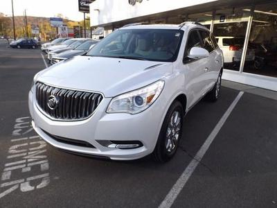 New 2017 Buick Enclave Leather