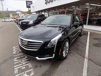 New 2017 Cadillac CT6 3.6L Premium Luxury