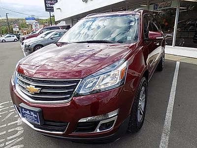 Used 2015 Chevrolet Traverse 1LT