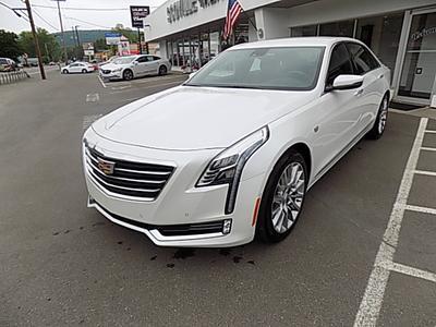 Used 2016 Cadillac CT6 3.6L Luxury