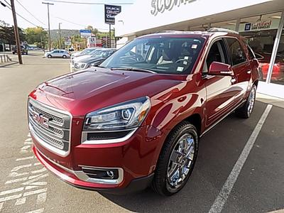 Used 2017 GMC Acadia Limited Limited