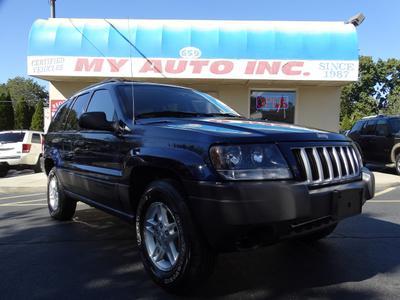Used 2004 Jeep Grand Cherokee Laredo