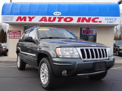 Used 2004 Jeep Grand Cherokee Limited