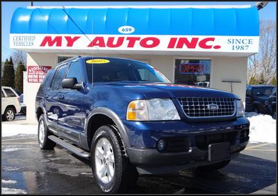 Used 2005 Ford Explorer XLT
