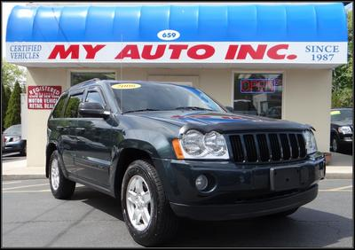Used 2006 Jeep Grand Cherokee Laredo