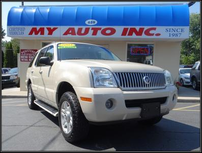Used 2005 Mercury Mountaineer Premier