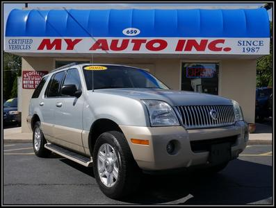 Used 2005 Mercury Mountaineer Luxury