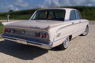 Used 1963 Mercury Comet