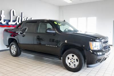 Used 2009 Chevrolet Avalanche 1500 LT