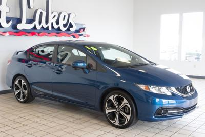 Used 2015 Honda Civic Si