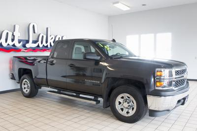 Used 2015 Chevrolet Silverado 1500 LS