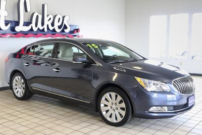 Used 2015 Buick LaCrosse Leather