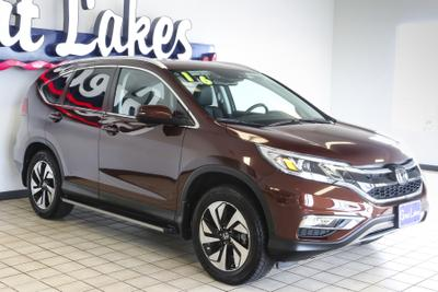 Used 2016 Honda CR-V Touring