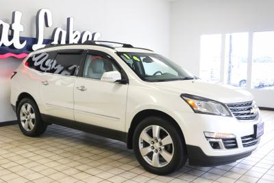 Used 2014 Chevrolet Traverse LTZ