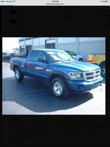 Used 2009 Dodge Dakota TRX
