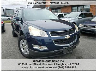Used 2009 Chevrolet Traverse LT