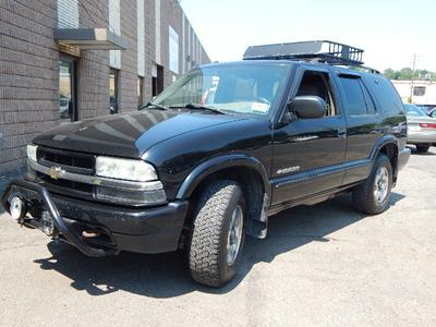 Used 2004 Chevrolet Blazer LS