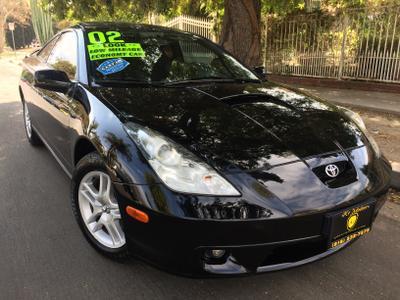Used 2002 Toyota Celica GT