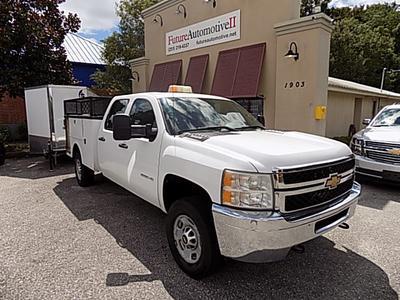 Used 2011 Chevrolet Silverado 2500 Work Truck
