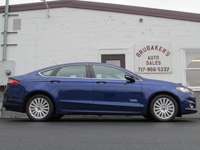 Used 2015 Ford Fusion Energi SE Luxury