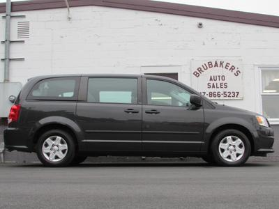 Used 2012 Dodge Grand Caravan SE/AVP