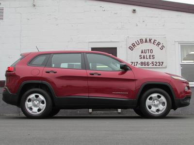 Used 2014 Jeep Cherokee Sport