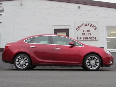Used 2013 Buick Verano Base