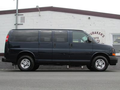 Used 2014 Chevrolet Express 2500 LS